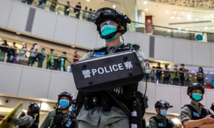 What Are Hong Kong Police's New Powers?