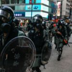 Court Bans 'Doxxing' of Hong Kong Police Photos and Private Info