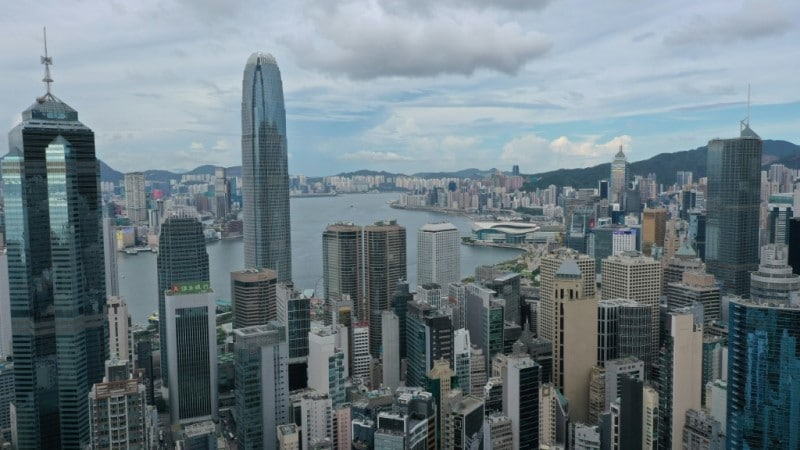Politics and Business in Hong Kong