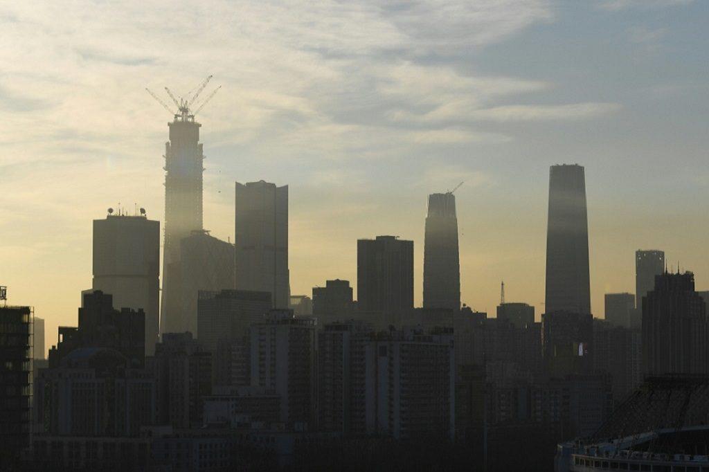 China Air Pollution©AFP