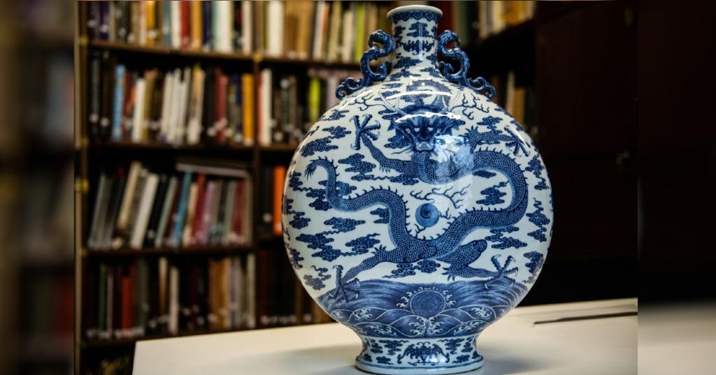 Porcelain Gourd France.afp