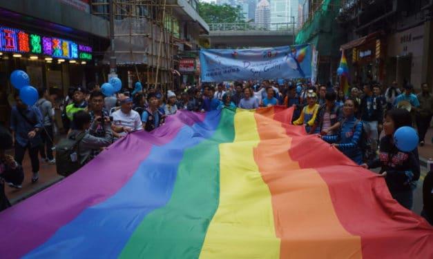 Hong Kong's Pride Parade Downgraded to Stationary Rally