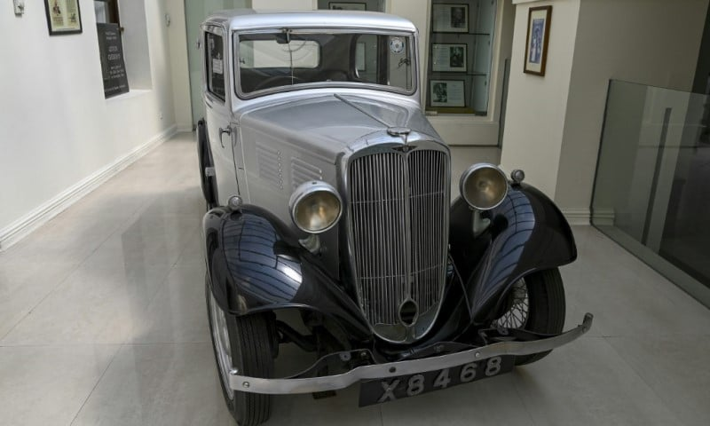 Prince Philip First Car