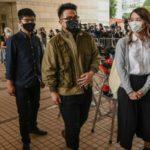 Wong, Chow and Lam: Three Young Hong Kong Activists Facing Jail