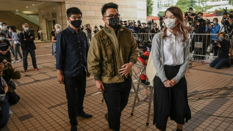 Pro-Democracy Activists
