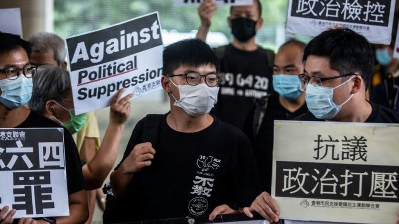 Pro-democracy Activist Joshua Wong