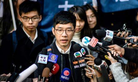China Says UK Sheltering 'Wanted Criminals' after HK Asylum Ruling