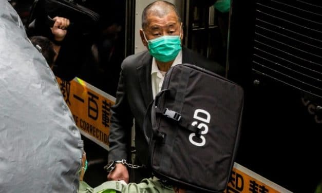 Hong Kong Media Tycoon Lai Arrested over Speedboat Fugitives
