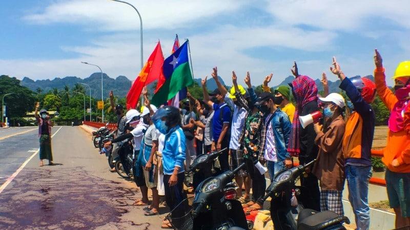 Protest Symbol