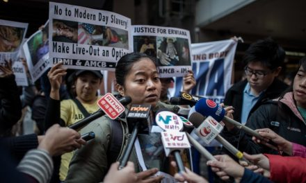 Racism in Asia: Battered Black and Blue