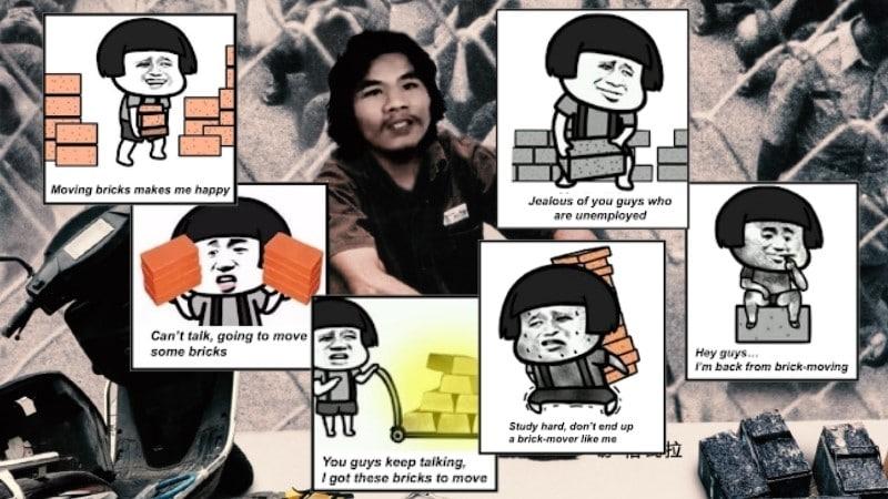 Qie Guevara - Brick Memes
