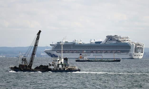 Japan Quarantines 3,700 on Cruise Ship Over New Coronavirus
