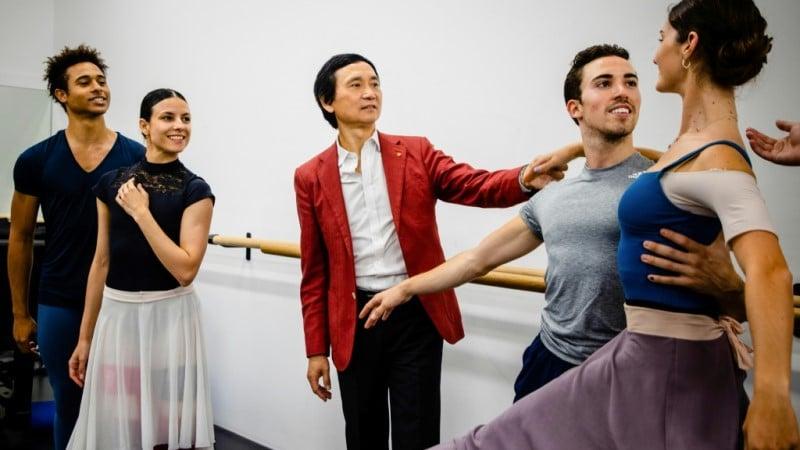Queensland Ballet's Artistic Director