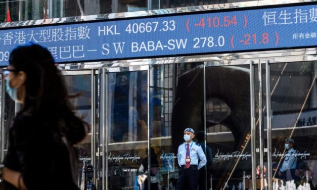Hong Kong Police Arrest 12 Over 'Ramp and Dump' Stock Scam