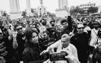 Rappers and Protesters Take Aim at Thai Monarchy