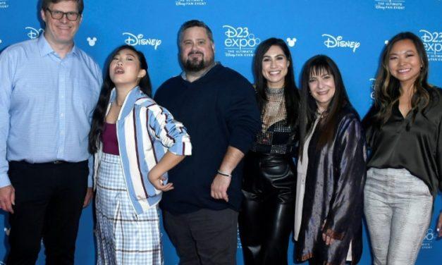 Disney's Asia-Themed 'Raya and the Last Dragon' Tackles Division