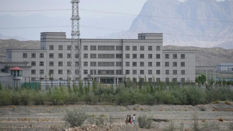 Re-education Camp in Xinjiang