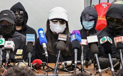 Pompeo Says Jailing of Activists Shows China 'Fragile Dictatorship'