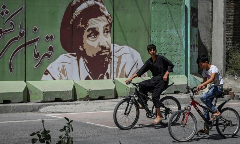 Resistance Icon Ahmad Shah Massoud