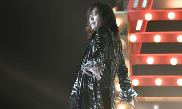 K-Pop Idol Emerges From Decades Past