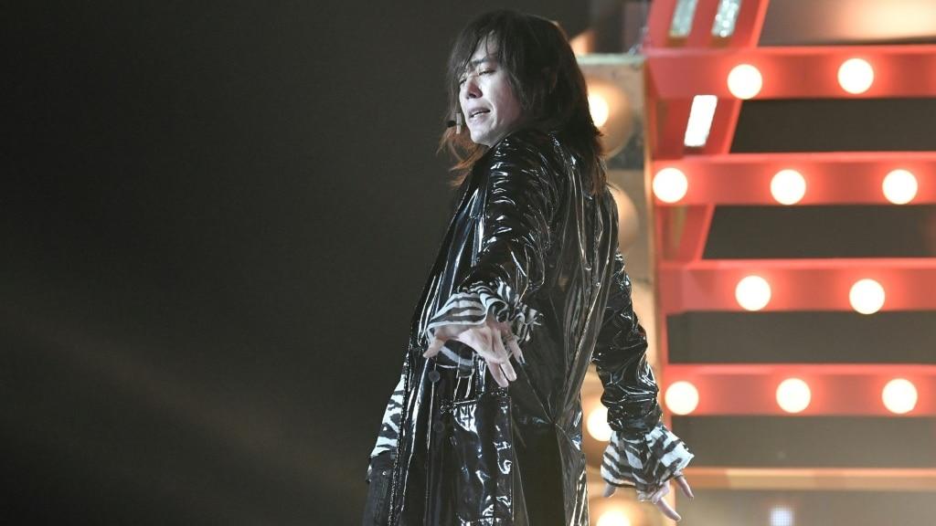 Returning K-Pop Star Korea.afp