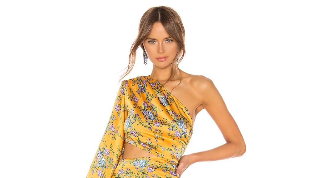 Revolve - Hanna Gown Cover