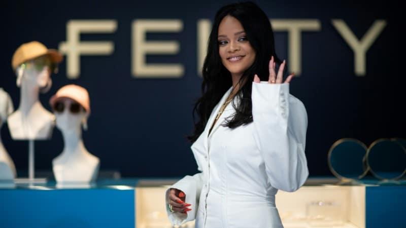 Rihanna's Latest Photoshoot