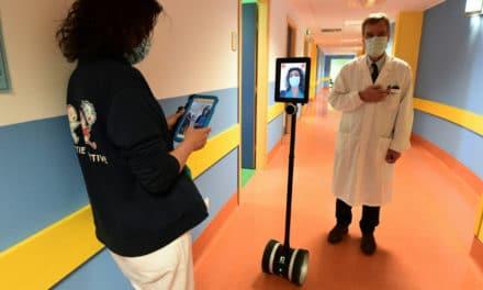 Robots May Become Heroes in War on Coronavirus