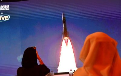 First Arab Space Mission to Mars Launches from Japan