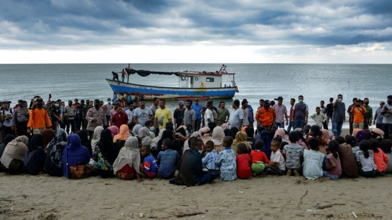 Rohingya Trafficking Network Sells Dreams, Delivers Violence and Extortion