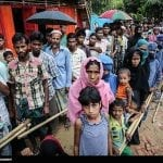 Fastest Growing Refugee Crisis: Myanmar's Brutal Ethnic Cleansing
