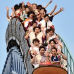 Tokyo Amusement Park's Instructional Video on How to 'Scream Inside' on Rollercoaster Goes Viral