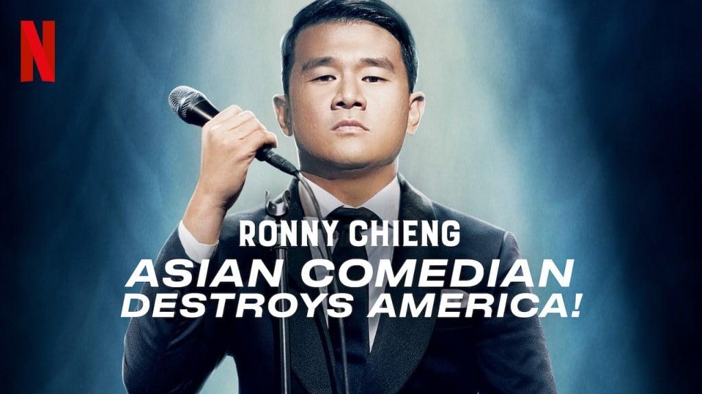 Ronnie Chieng - Netflix