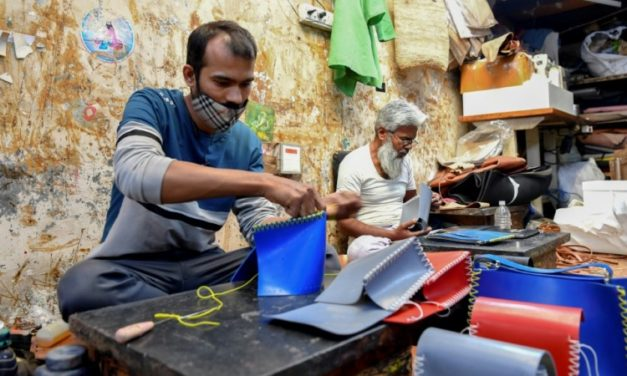 The Untouchables Turned Artists, Fighting Casteism with Designer Bags