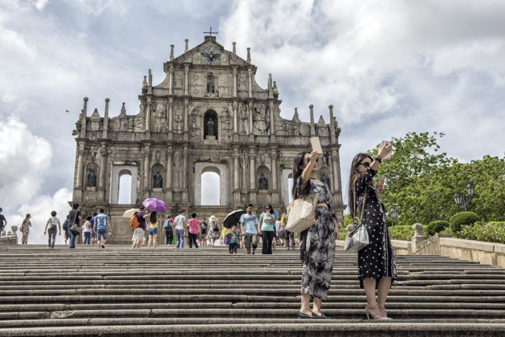 Ruins of St. Paul's - Macau