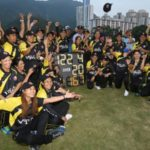 PH Domestic Workers Team Beating Hong Kong in Cricket Match