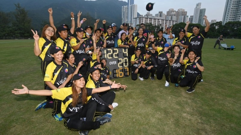 SCC Divas Cricket Team