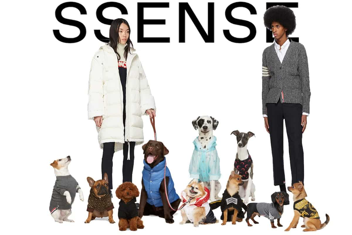SSENSE COLLAGE