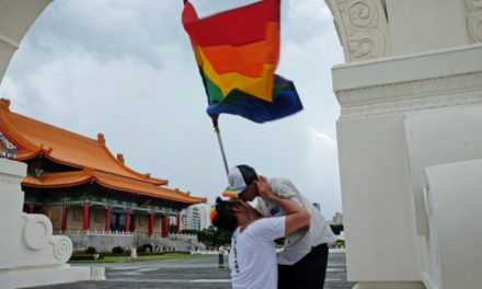 Taiwan Same-Sex Couples to Join Military Wedding for First Time