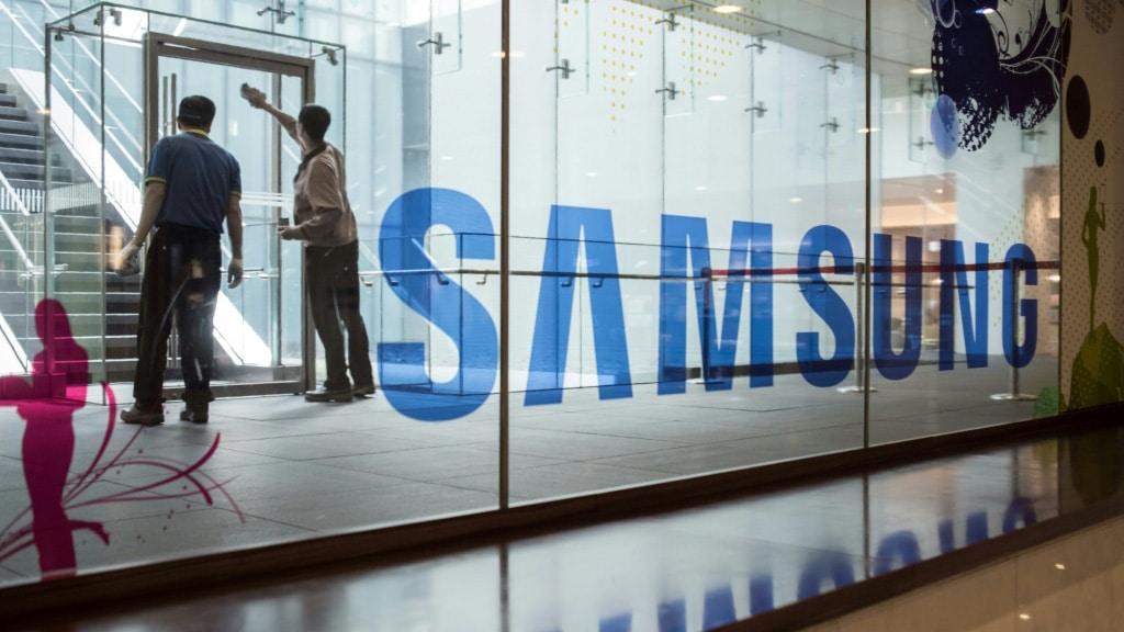 Samsung South Korea.afp