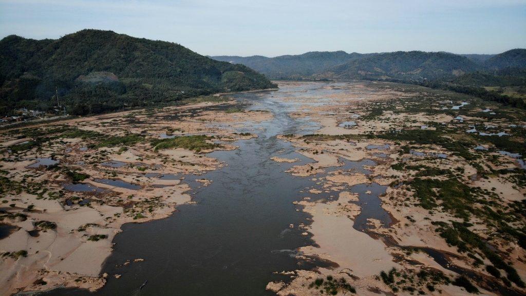 Sanakham Dam Laos.afp