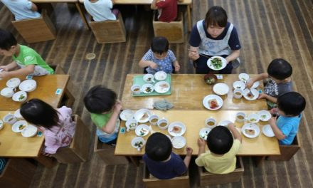Japan School Lunches Rated Most Nutritious Among Developed Nations