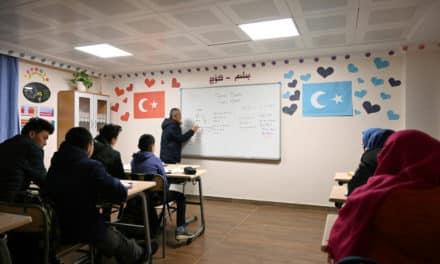 Missing Parents: Turkey's Uighur Refugee Camp Turns Orphanage