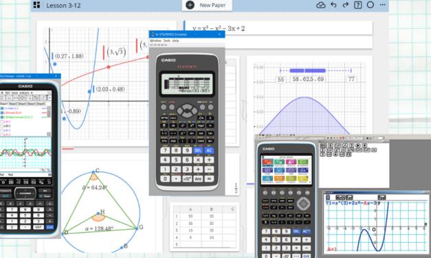 Casio Treats Students to Free Scientific Calculator Web Service