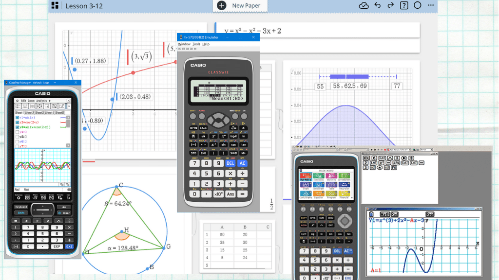 Scientific Calculator Banner