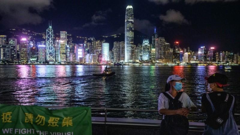 Scientist in Hong Kong