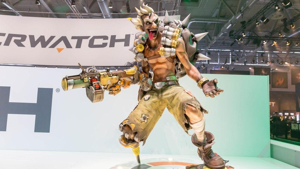 Sculpture Gamescom