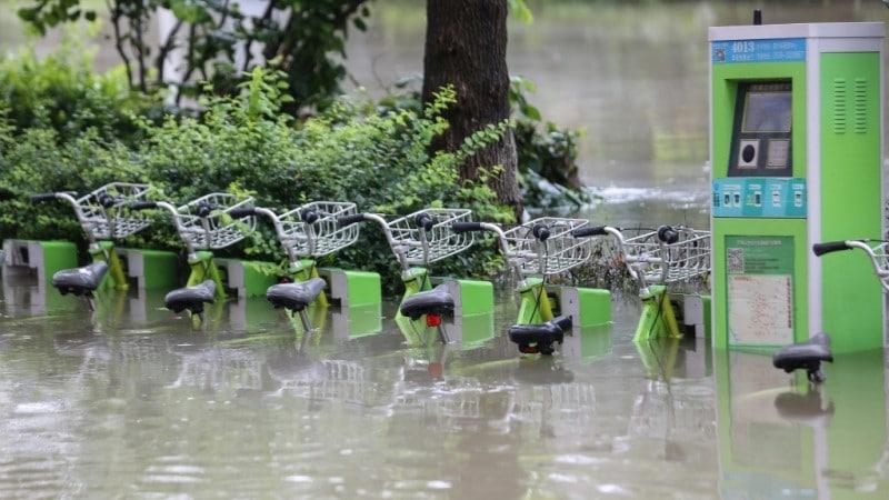 Seasonal Floods in China