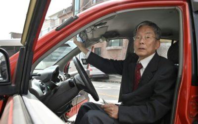 Meet Min-Hong: South Korea Professor's Self-Driving Car a Decade before Tesla
