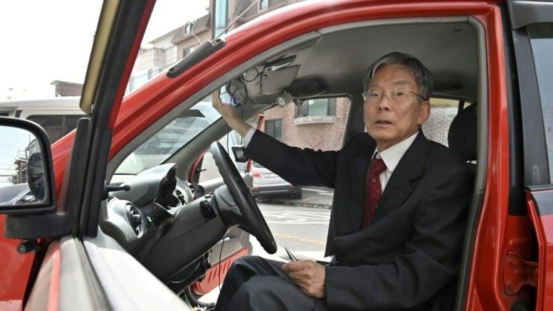 Self-driving Car in 1993